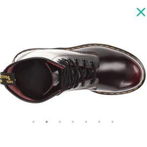 Dr. Martens Shoes - Doc Marten 1460W Boots, size 8